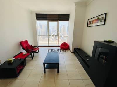 شقة 1 غرفة نوم للايجار في أبراج بحيرات الجميرا، دبي - Furnished 01 Bedroom in MAG 214 JLT
