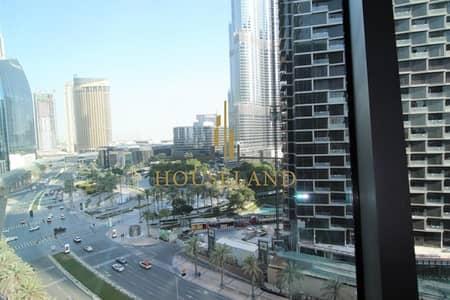 فلیٹ 3 غرف نوم للايجار في وسط مدينة دبي، دبي - Breathtaking Sea View I Mtp Units Well Maintained