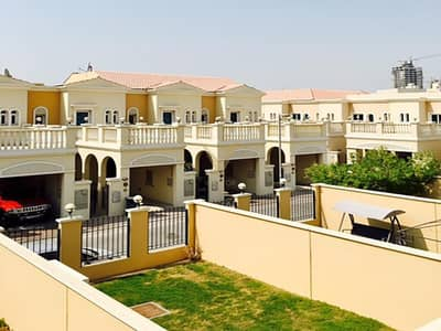 1 Bedroom Townhouse for Rent in Jumeirah Village Circle (JVC), Dubai - Vacant in May | Huge 1BR | Good Location