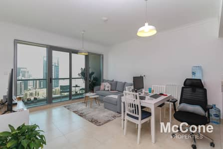 1 Bedroom Apartment for Sale in The Views, Dubai - Unique Layout | High Floor | Lake and City View
