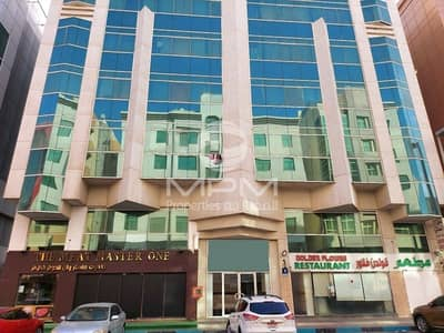 2 Bedroom Flat for Rent in Al Nahyan, Abu Dhabi - Split A/C   Spacious Rooms   Balcony   4 chq