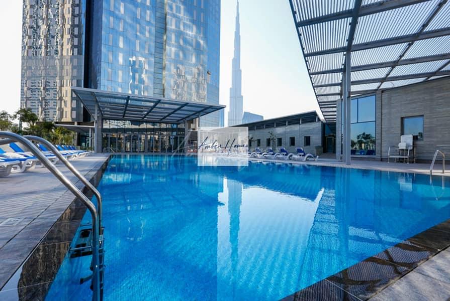 10 Spacious Apartment   Zabeel & Downtown views