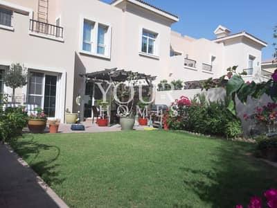 تاون هاوس 3 غرف نوم للايجار في المرابع العربية، دبي - US | 3 bedroom+ maids+ study Backing on to park