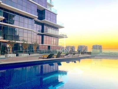 فلیٹ 2 غرفة نوم للايجار في داماك هيلز (أكويا من داماك)، دبي - Golf course facing | Available 1st June