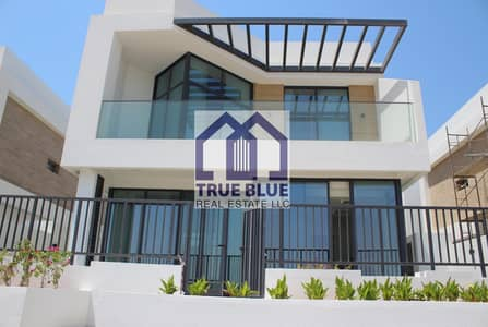 4 Bedroom Villa for Sale in Mina Al Arab, Ras Al Khaimah - 4 BEDROOM+MAID'S ROOM|ON THE BEACH|10 YR PAYMENT  PLAN