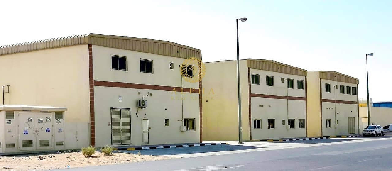 2 Brand New Warehouse | Best Location | Sharjah
