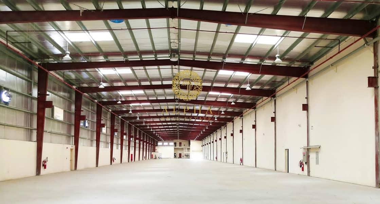 8 Brand New Warehouse | Best Location | Sharjah