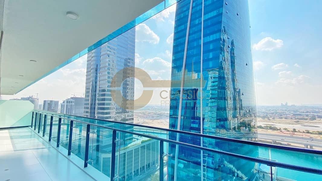 2 Amazing 3 Bedrooms   High Floor   Unfurnished 110k