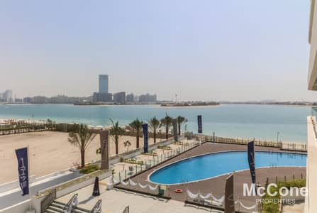 شقة 1 غرفة نوم للبيع في نخلة جميرا، دبي - Resale   Sea Views   Spacious w Private Terrace