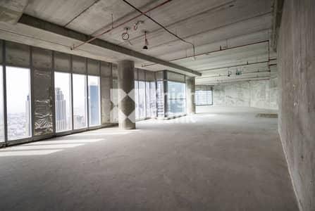مکتب  للايجار في مركز دبي المالي العالمي، دبي - Various Options of Shell & Core Offices in DIFC