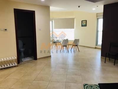 فلیٹ 1 غرفة نوم للبيع في أبراج بحيرات الجميرا، دبي - Fully furnished 1bhk on high floor with balcony