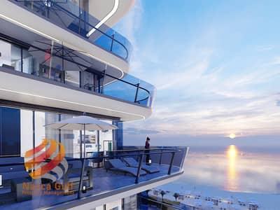 شقة 1 غرفة نوم للبيع في جزيرة ياس، أبوظبي - Luxurious Escape in this Waterfront 1 BR Unit