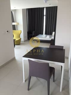 Abyaar  Hilliana Tower | Furnished Studio | Well Maintained
