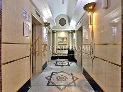 فلیٹ 1 غرفة نوم للايجار في شارع حمدان، أبوظبي - Lowest Rent 1BR w/ Closed Kitchen + Central AC