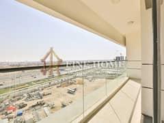 شقة في شاطئ الراحة 2 غرف 100000 درهم - 5125293