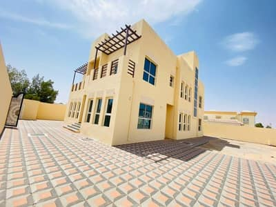 7 Bedroom Villa for Rent in Al Muwaiji, Al Ain - Brand New 7Br |Shaded Parking |Huge Terrace |