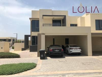 5 Bedroom Villa for Rent in Dubai Hills Estate, Dubai - Corner Unit Villa | 5Bhk+Maids Room | Brand New