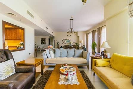 شقة 4 غرف نوم للبيع في الخليج التجاري، دبي - Massive 4 Bedrooms with Balcony | High Floor Unit