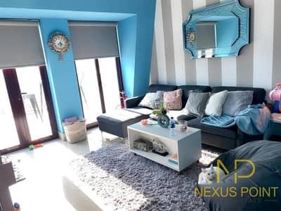 فلیٹ 1 غرفة نوم للبيع في قرية جميرا الدائرية، دبي - Amazing 1BR| Well Maintained| With Balcony