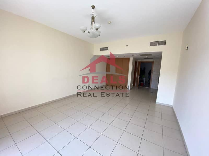 Spacious Studio with Balcony For Available Rent
