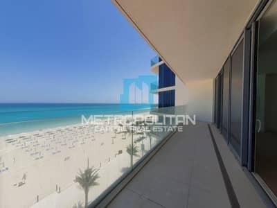 فلیٹ 3 غرف نوم للايجار في جزيرة السعديات، أبوظبي - Lovely Sea View | Beach Access | Luxurious Layout