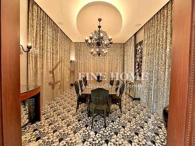 فیلا 5 غرف نوم للبيع في جزيرة السعديات، أبوظبي - Marvelous Fully furnished 5 Villa in St. Regis