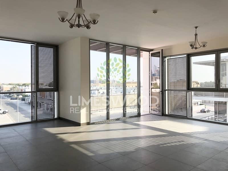 Large Modern 2 BR for Rent  in Wasl Square Al Safa
