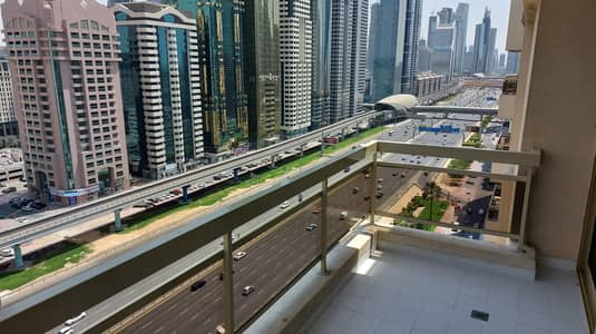 3 Bedroom Flat for Rent in Sheikh Zayed Road, Dubai - 2 Months Free | 2000 Sq. Ft | Open View | High Floor | 2 Balconies | Spacious Rooms
