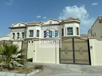5 Bedroom Villa for Rent in Mohammed Bin Zayed City, Abu Dhabi - An independent villa consisting of 5 master rooms