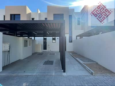 2 Bedroom Villa for Rent in Al Tai, Sharjah - Brand New 2 Bedrooms Town House available for rent in Nasma Residence 1st phase for 55