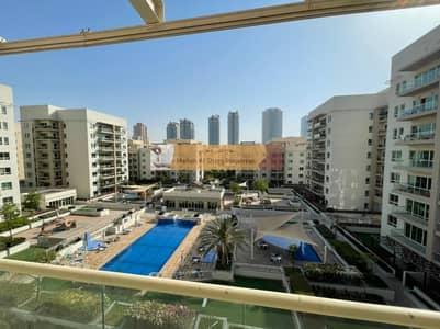 فلیٹ 2 غرفة نوم للايجار في الروضة، دبي - Pool View / Spacious type /  High Floor