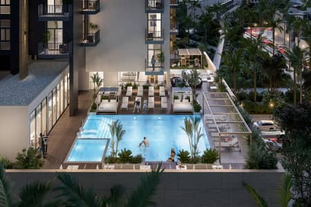 1 Bedroom Flat for Sale in Jumeirah Village Circle (JVC), Dubai - Pay Less & Live Big | Luxury 1 BR Apt...