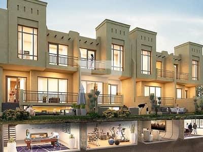 3 Bedroom Villa for Sale in Akoya Oxygen, Dubai - Brand New | Handover Soon| Fountain View