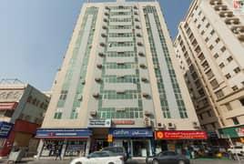 شقة في ميدان الرولة منطقة الرولة 2 غرف 20000 درهم - 5016607