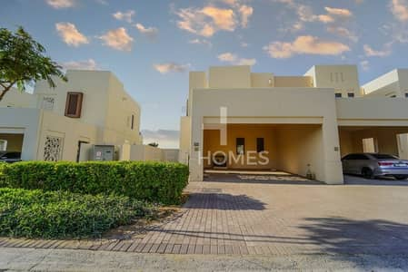 3 Bedroom Townhouse for Rent in Reem, Dubai - Single row   Available soon   End unit