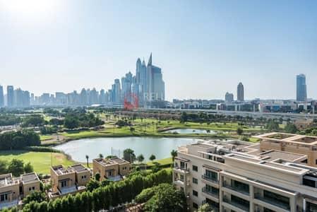 فلیٹ 2 غرفة نوم للايجار في ذا فيوز، دبي - 2 Beds with Golf & Lake View