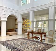 فیلا في مدينة شخبوط (مدينة خليفة ب) 8 غرف 6900000 درهم - 5126118
