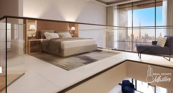 فلیٹ 1 غرفة نوم للبيع في الخليج التجاري، دبي - Luxury 1 Bed Loft