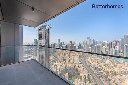 فلیٹ 3 غرف نوم للبيع في وسط مدينة دبي، دبي - High Floor | Brand-New | Big Layout | Maid's Room