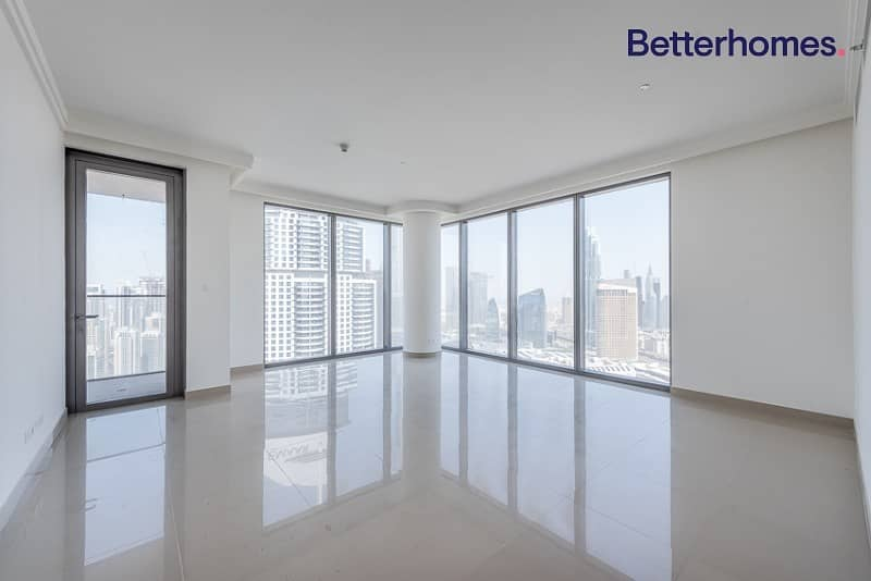 2 Vacant | High Floor | Brand-New | Spacious Layout