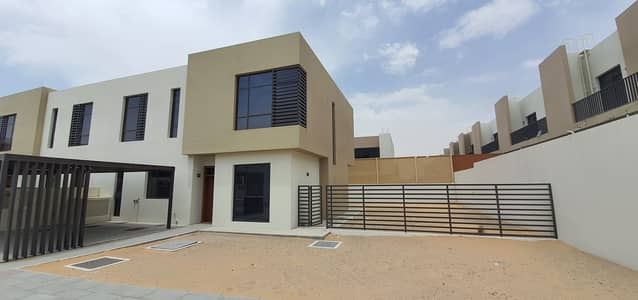4 Bedroom Villa for Rent in Al Tai, Sharjah - Gorgeous new 4br+study-r+maids-r+store villa 5000sqft rent 100k in 2payment in nasma residences
