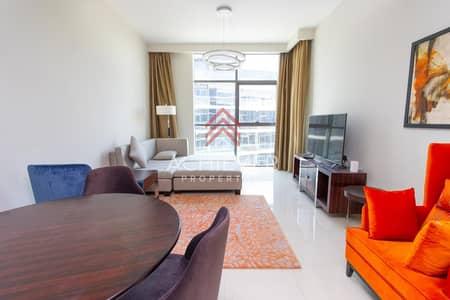 شقة 1 غرفة نوم للايجار في داماك هيلز (أكويا من داماك)، دبي - Pool and Golf View | Huge Balcony |Fully Furnished