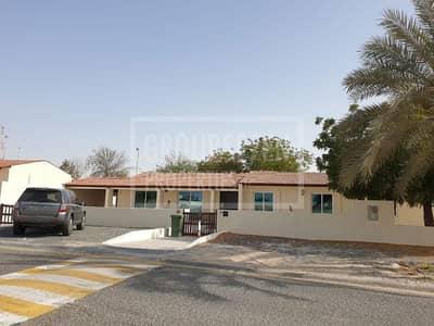 فیلا 3 غرف نوم للايجار في جبل علي، دبي - Huge garden 3 Bed Villa for Rent Jebel Ali Village