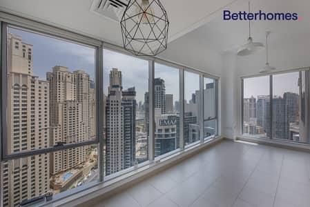 بنتهاوس 1 غرفة نوم للايجار في دبي مارينا، دبي - Penthouse| Panoramic View| High Floor|White Goods