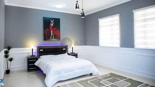 شقة 1 غرفة نوم للبيع في قرية جميرا الدائرية، دبي - Fully Furnished| Upgraded Unit| High End Finishing