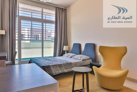 Studio for Sale in Al Sufouh, Dubai - FURNISHED STUDIO for sale at Al Sufouh