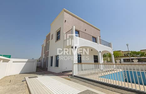 5 Bedroom Villa for Rent in Jumeirah Park, Dubai - Brand New Custom Made Villa with Private Pool