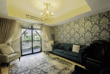 2 Bedroom Apartment for Sale in Old Town, Dubai - Genuine Listing | Furnished | Spacious 2 Bedrooms | Zanzebeel 2
