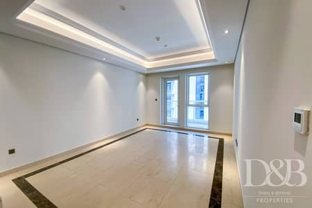 فلیٹ 2 غرفة نوم للايجار في وسط مدينة دبي، دبي - Brand New | Maids Room | Spacious Balcony