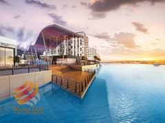شقة في وترز أج جزيرة ياس 1 غرف 894500 درهم - 5127043